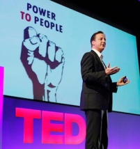 Power comes to TED
